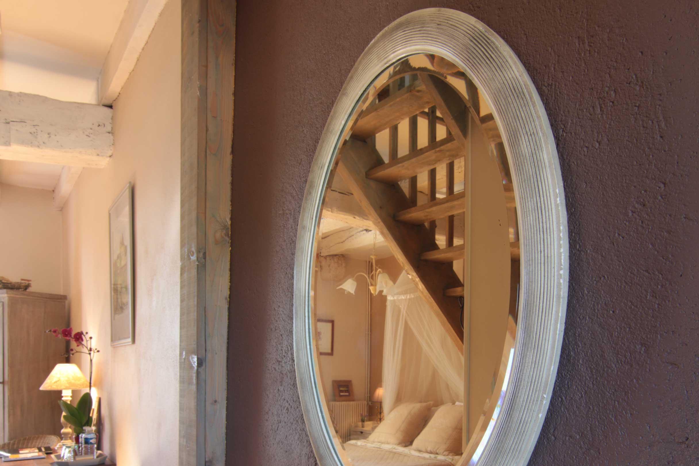 Descriptif de nos chambres d h´tes au Domaine de La Queyssie